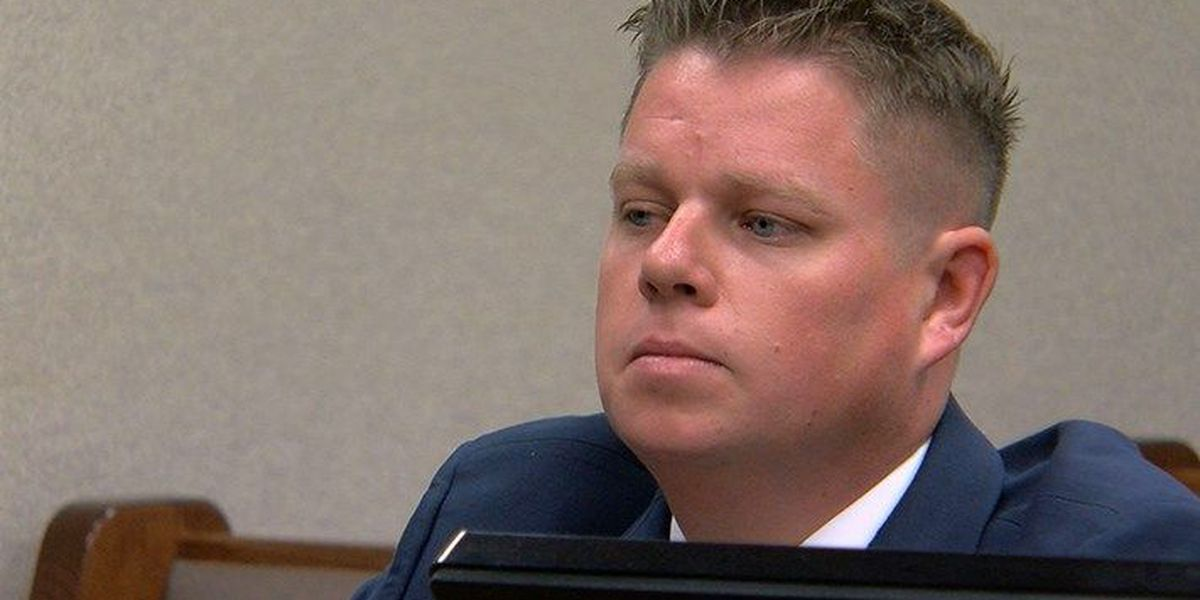 Former LMPD officer charged with sodomy back in court