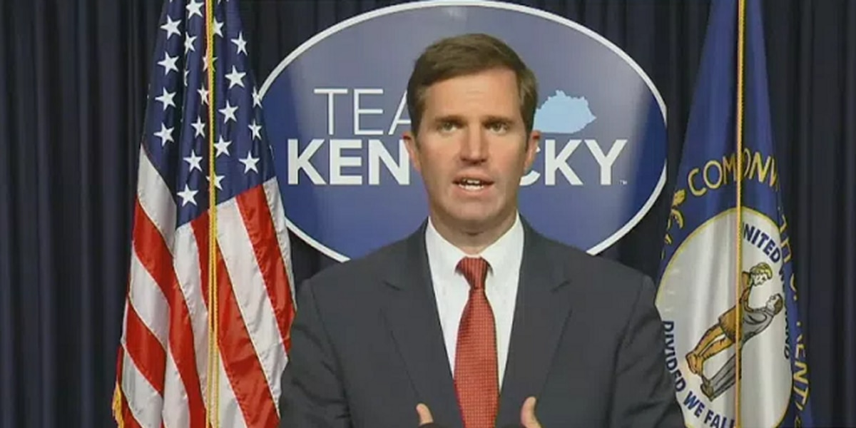 Beshear says he'll lift restrictions when 2.5M Kentuckians are vaccinated