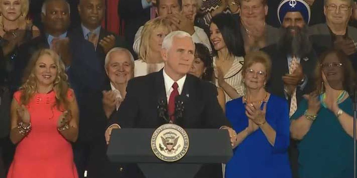 Vice President Pence to talk taxes in Lexington on Wednesday