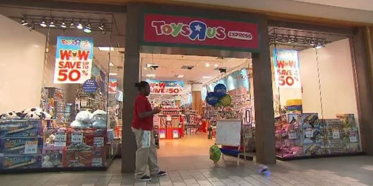Toys 'R' Us plans to close 2 WAVE Country stores