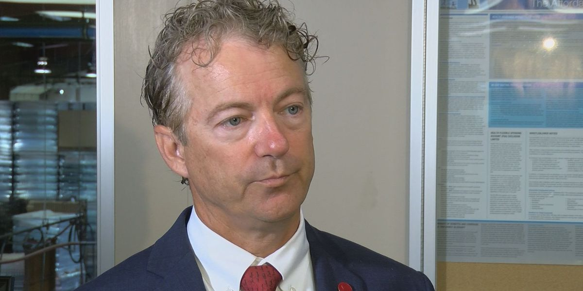 Sen. Rand Paul 'dumbfounded' by criticism of United States by immigrant congresswoman