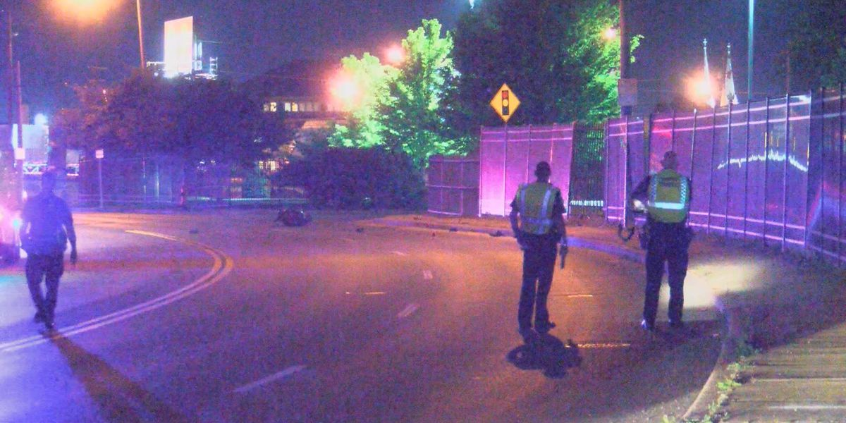 Speeding motorcyclist ID'd after deadly crash