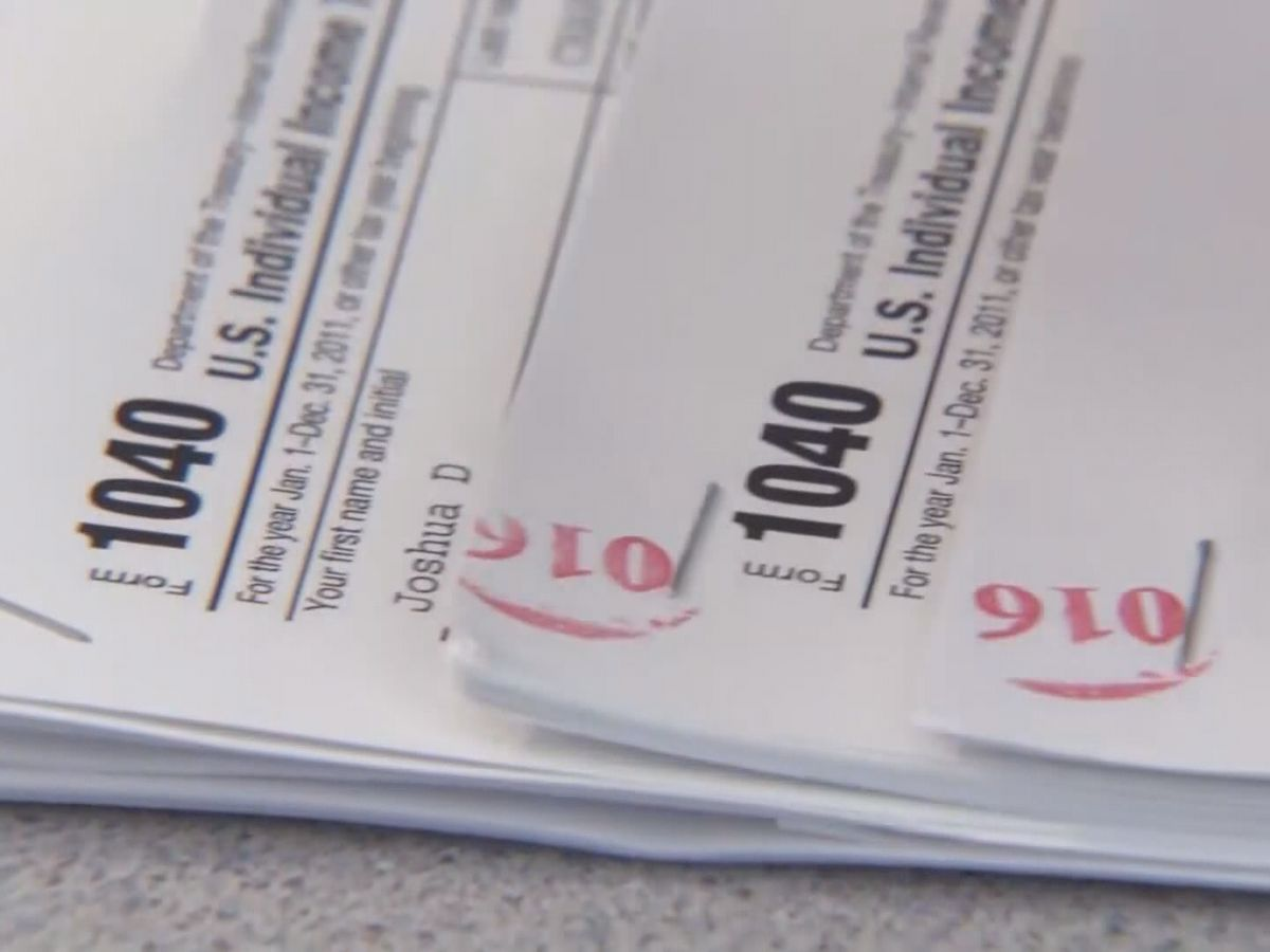 Be prepared, don't be a victim of tax ID theft