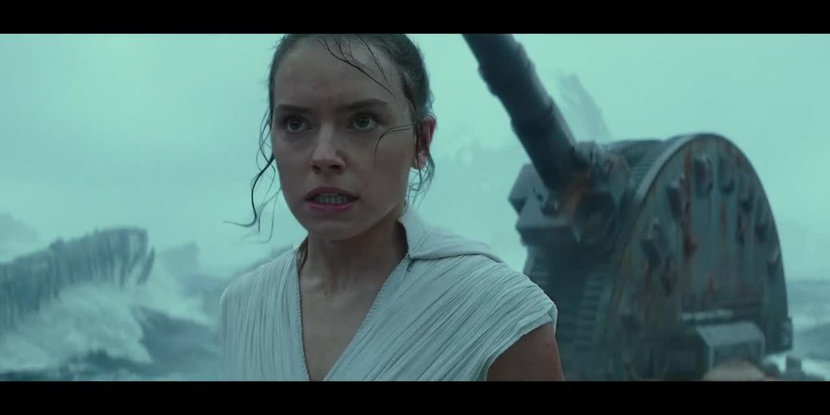 "Final trailer for ""Star Wars: The Rise of Skywalker"""