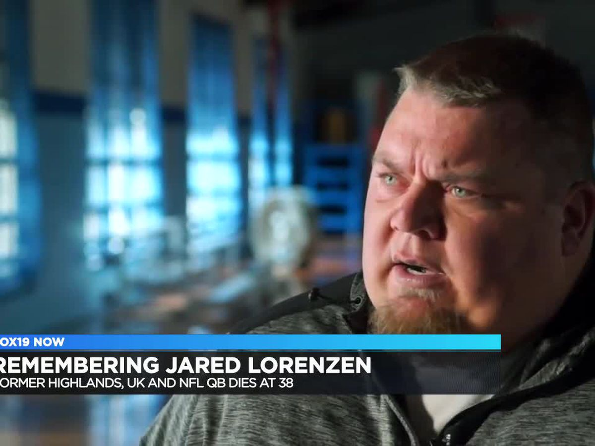 "UK designates October 12 home game against Arkansas as ""Jared Lorenzen Day"""