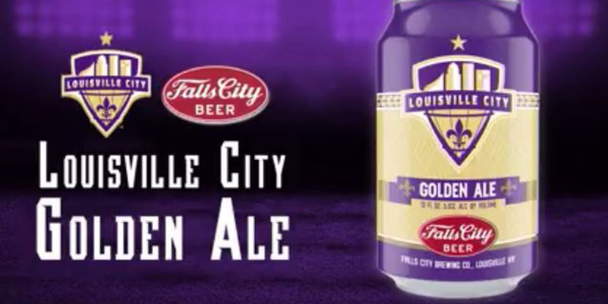Falls City, Louisville City FC to debut specialty craft beer