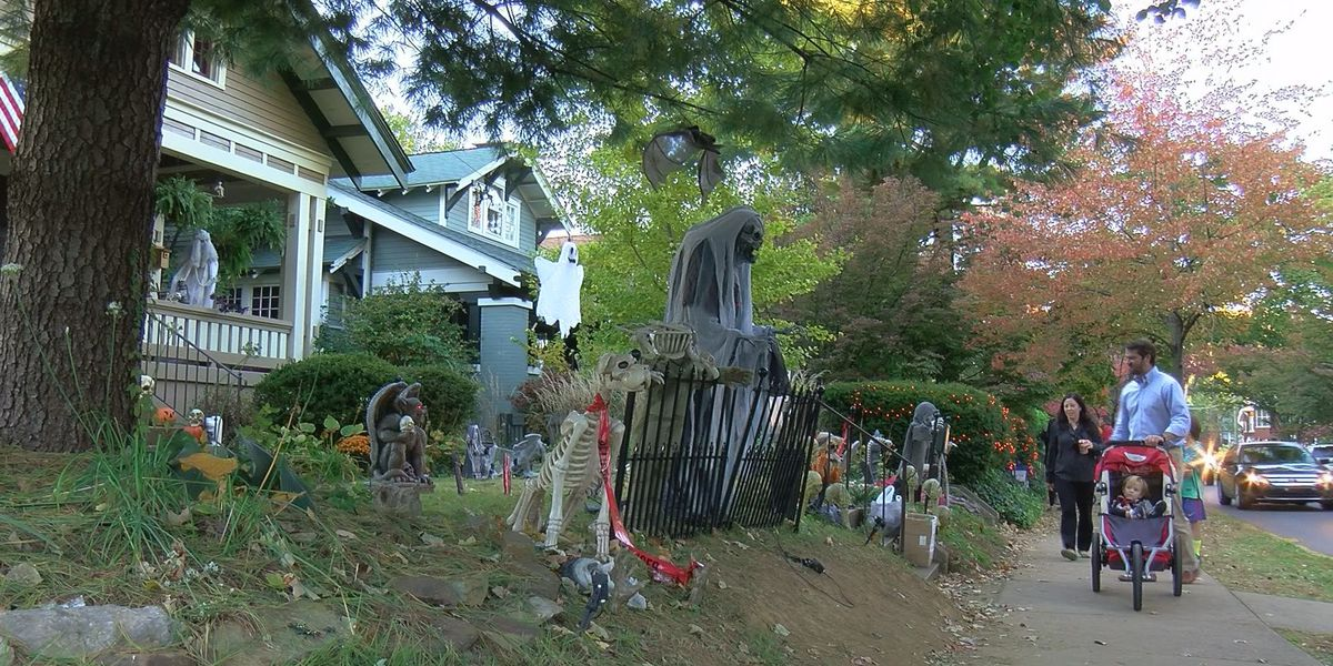 Many neighborhoods changing trick-or-treating to Tuesday, but not all