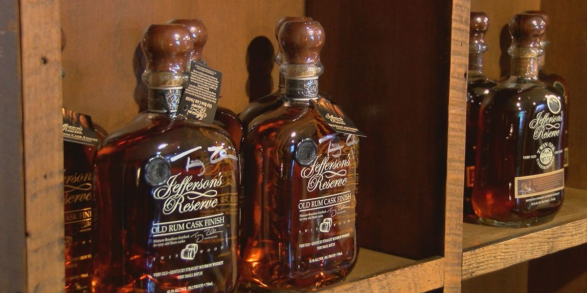 Distillery celebrates small business support that helps it thrive