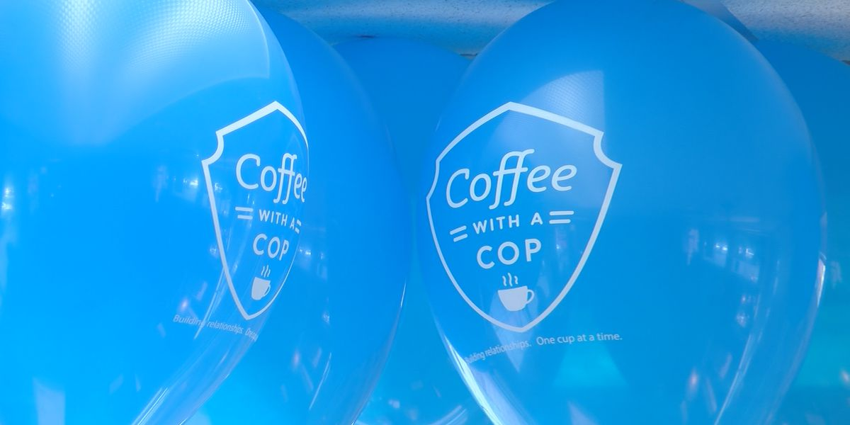 "KSP troopers to participate in ""Coffee with a Cop"""