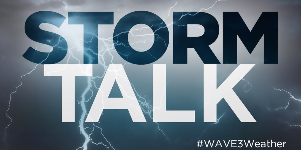StormTALK! Weather Blog: Tuesday Update