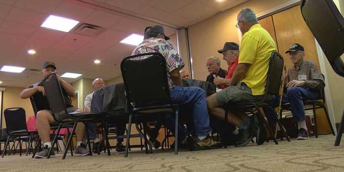 Vietnam Veterans reunite and reflect