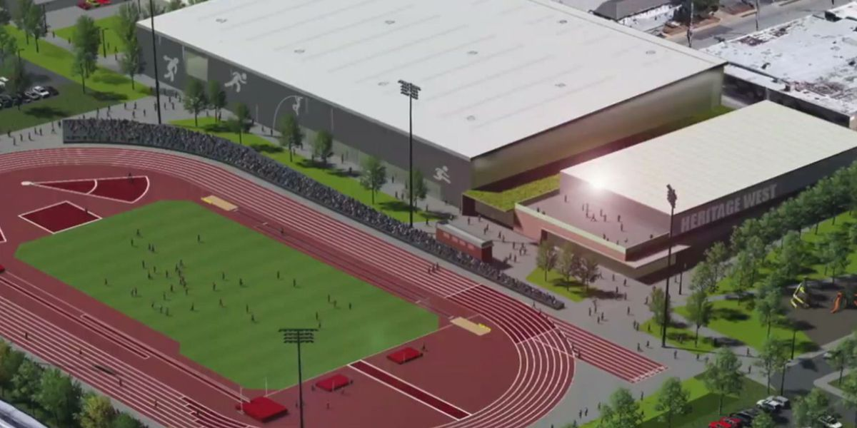 West Louisville track and field development gets major financial boost