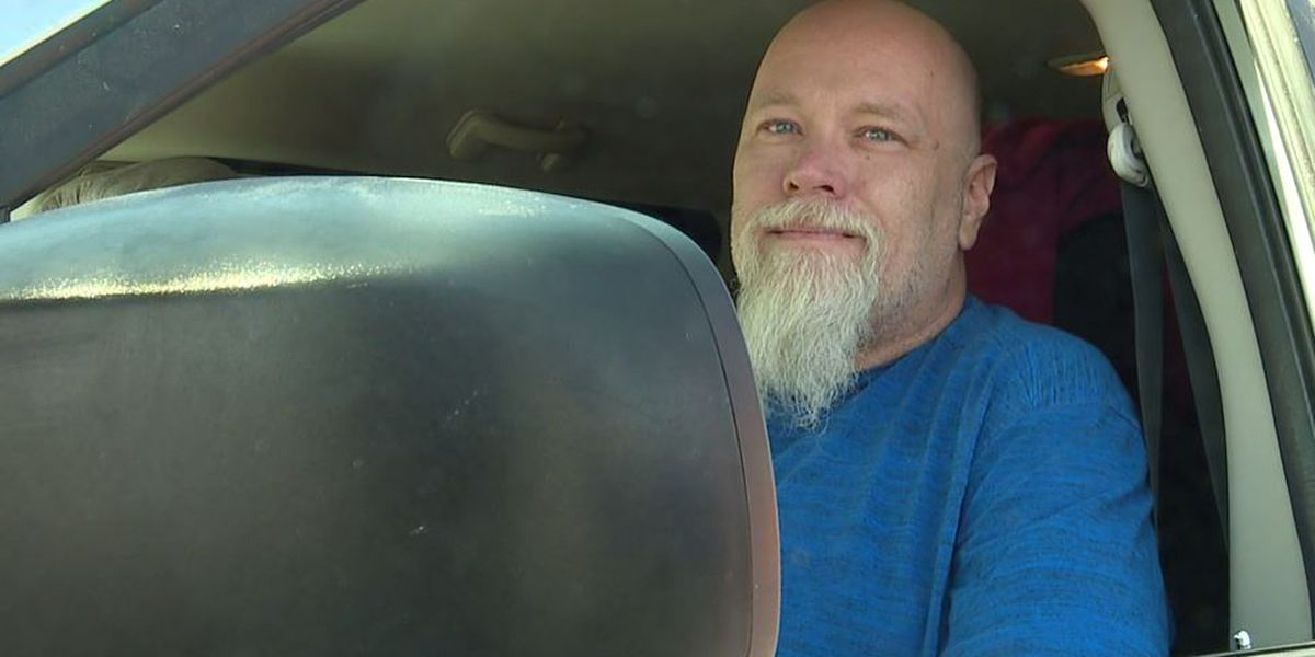Man chooses homelessness to avoid debt amid pandemic financial struggles