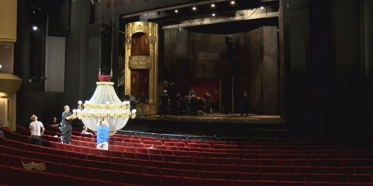 Phantom of the Opera premieres in Louisville