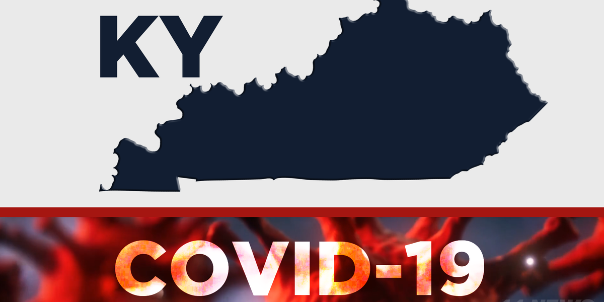 Multiple KY counties listed as 'red' on COVID-19 metrics map