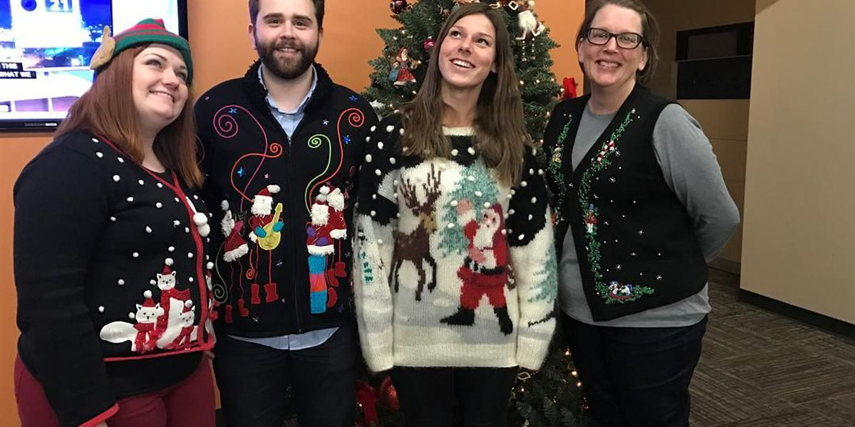 Today Is National Ugly Christmas Sweater Day