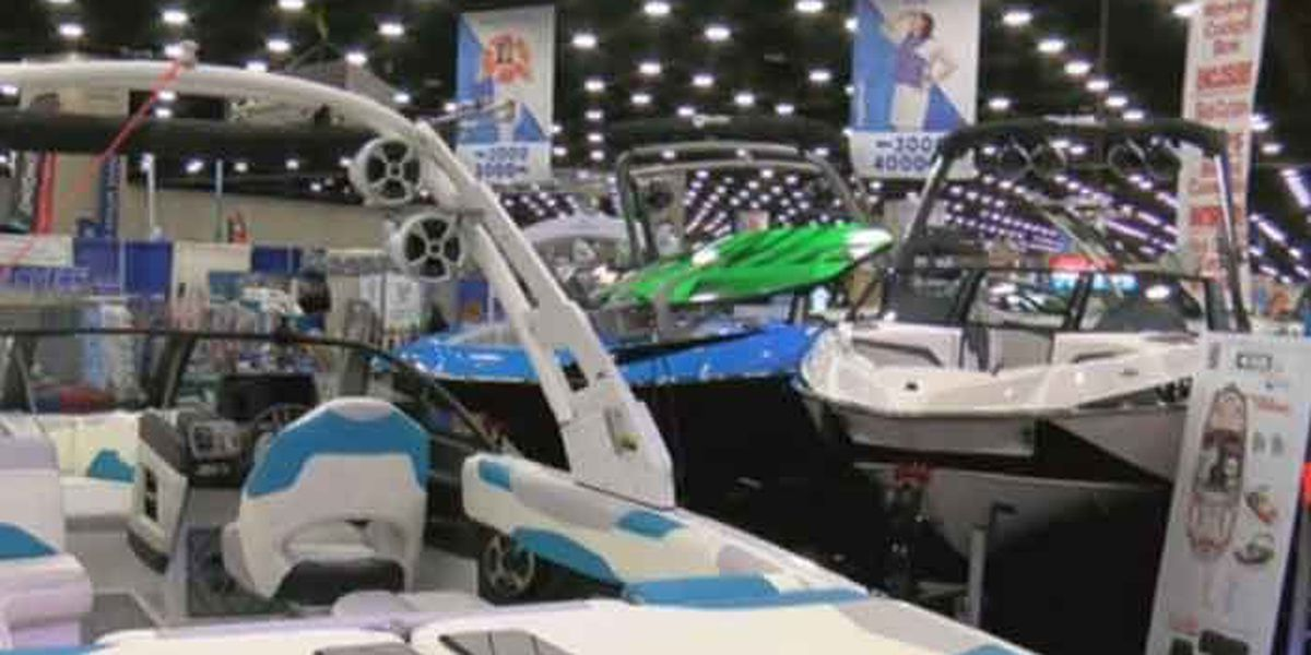 Get ready for summer with the Louisville Boat Show