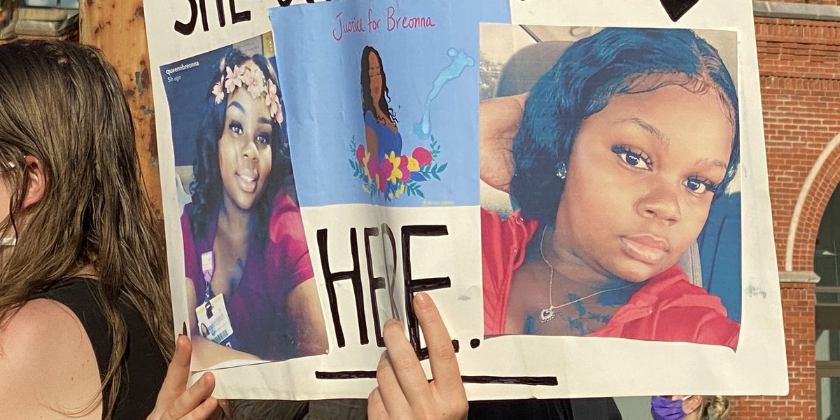 Breonna Taylor's completed autopsy report now in the hands of county attorney