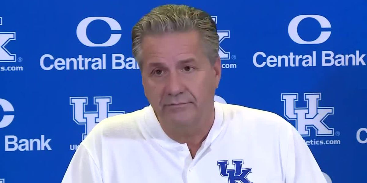 Coach Cal: Nate Sestina out with broken wrist