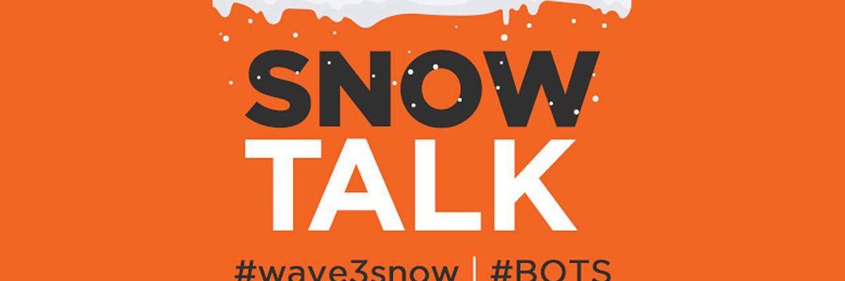 SnowTALK! Weather Blog