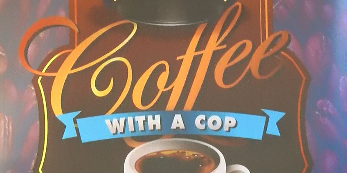 Coffee with a cop: Reaching the community over a hot cup of joe