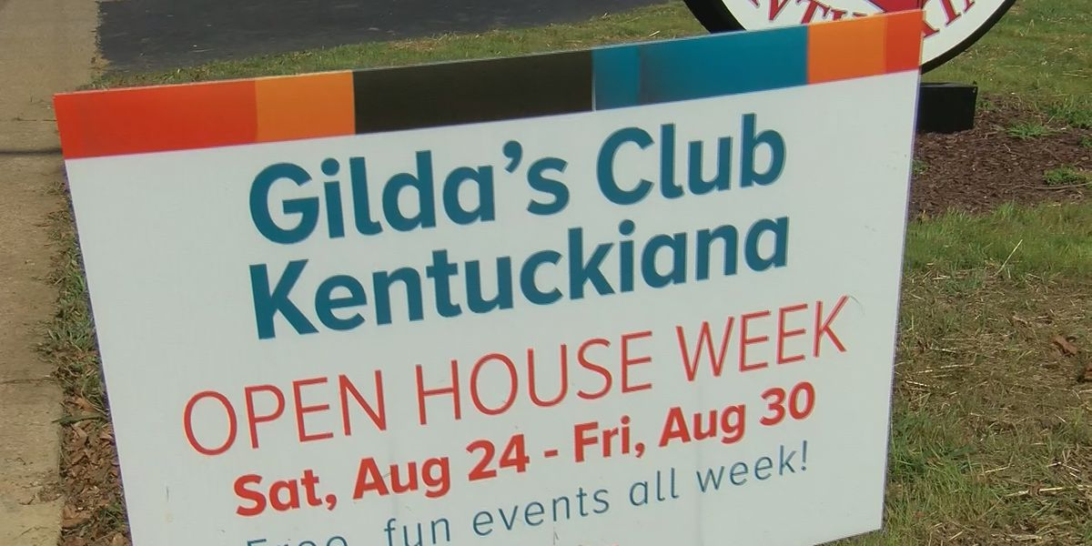 Gilda's Club Kentuckiana hosts open house block party