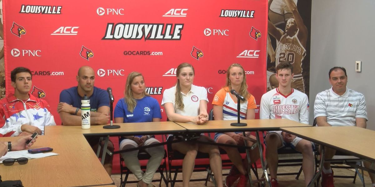 7 Cardinal swimmers ready for Rio