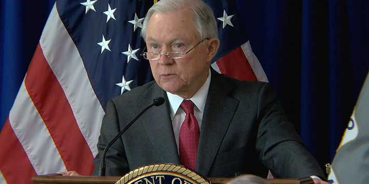 US Attorney General: 'We have your back'