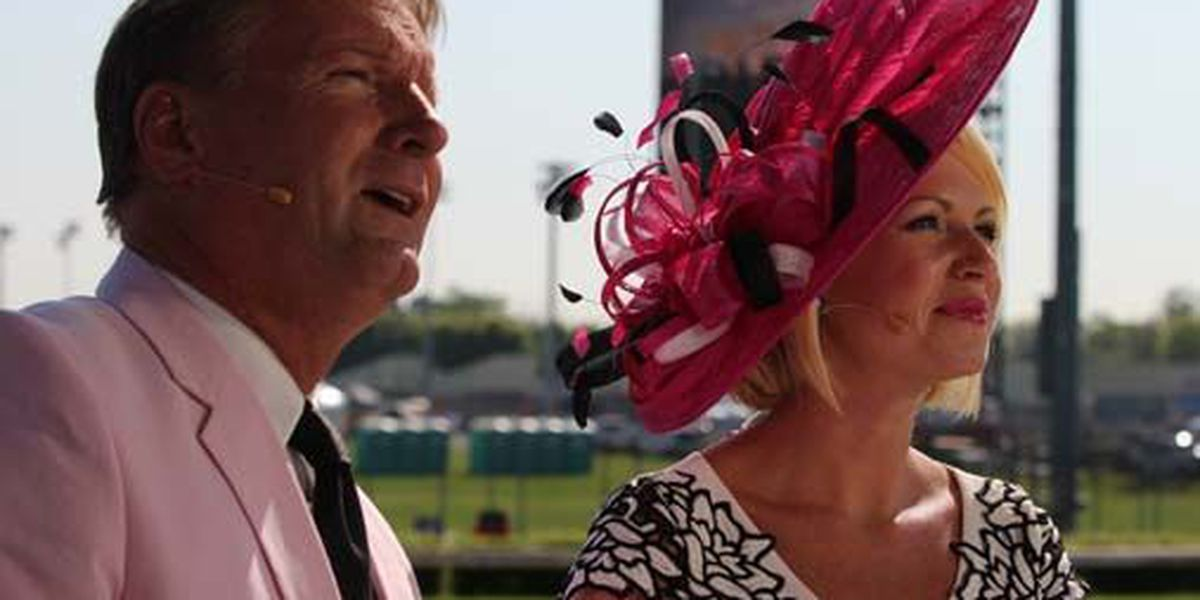 OAKS DAY: WAVE 3 News behind the scenes