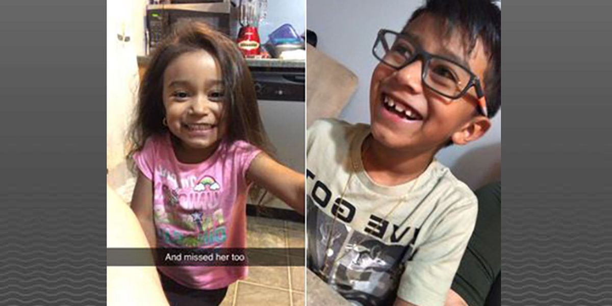 UPDATE: Statewide AMBER Alert for 2 Indiana children canceled