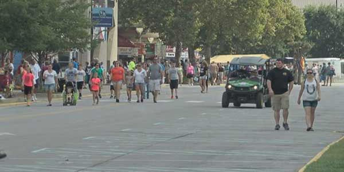 Committee to evaluate KY State Fair