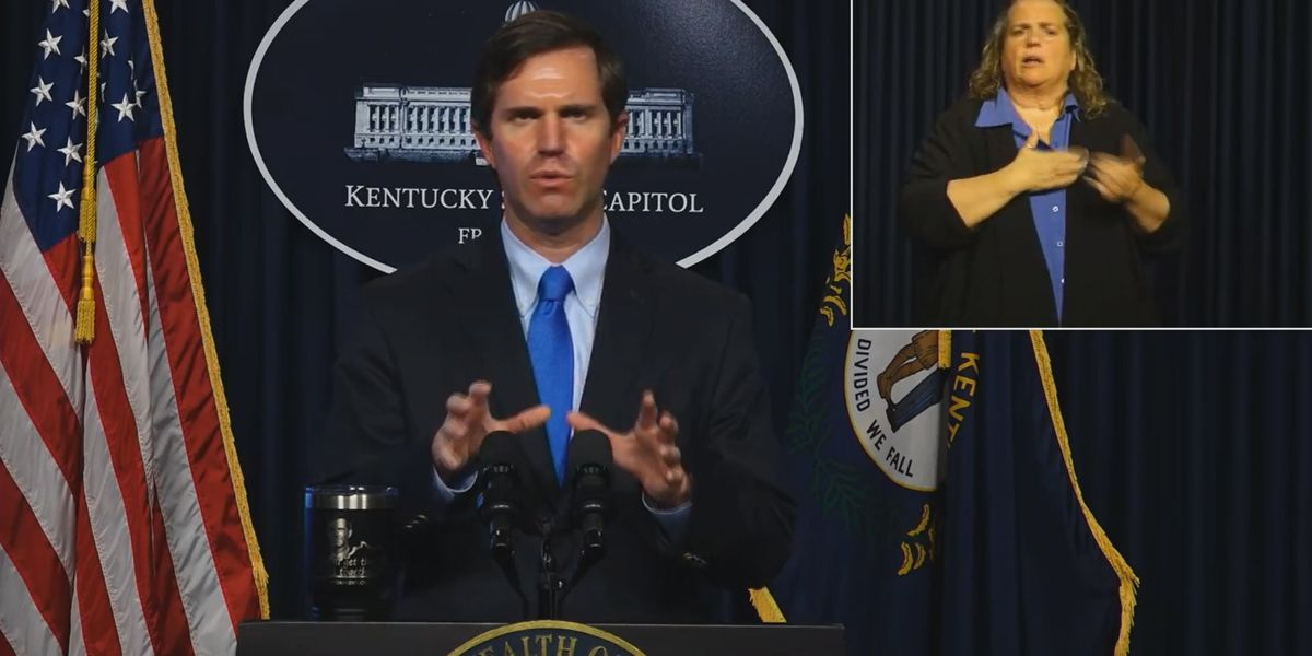 Beshear confirms 387 new coronavirus cases over last 3 days