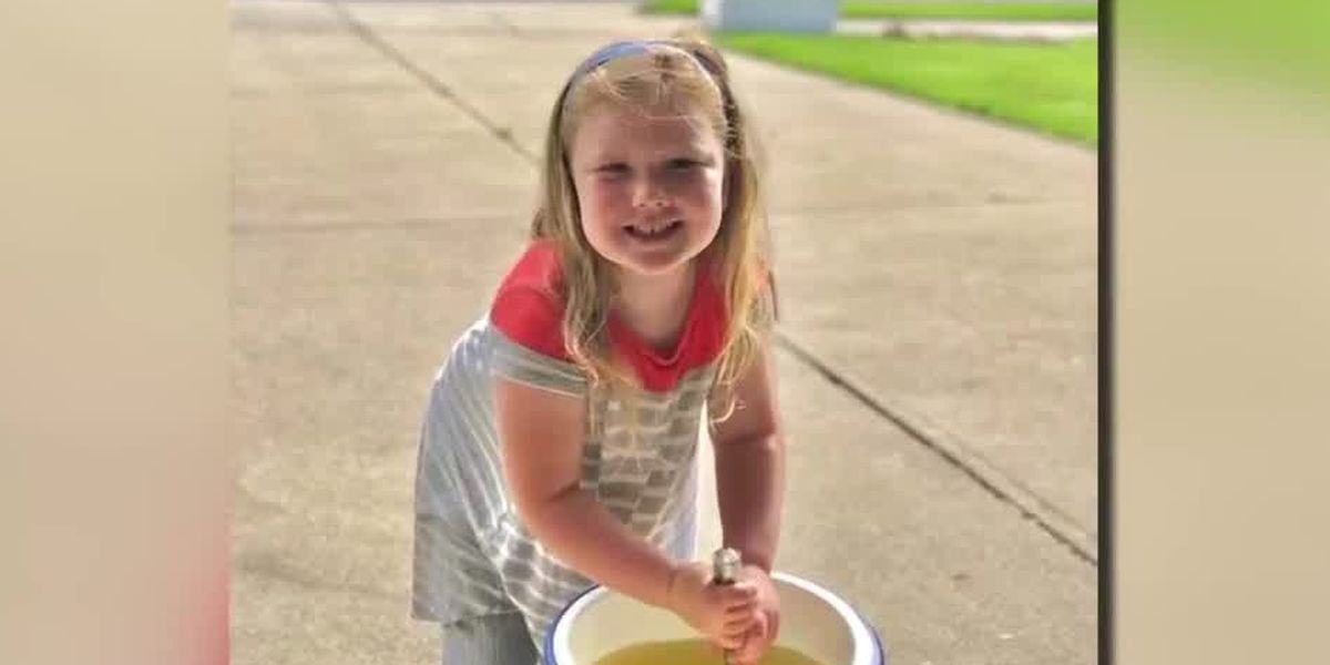 5-year-old NKY girl turns lemons into lemonade stand against racism