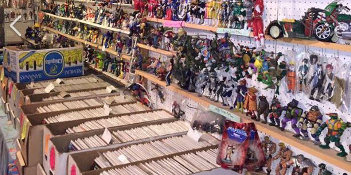 National company buys Awesome Flea Market in Shepherdsville