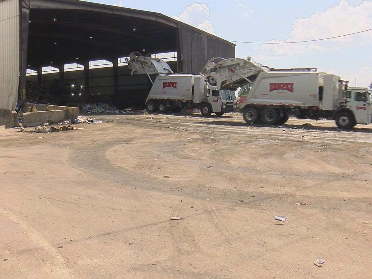 Waste and recycling company makes heat safety a priority for employees