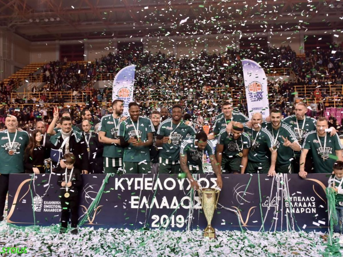 Pitino wins Greek Cup Championship