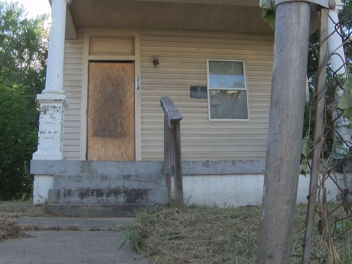 Non-profit releases report on vacant, abandoned homes across Louisville