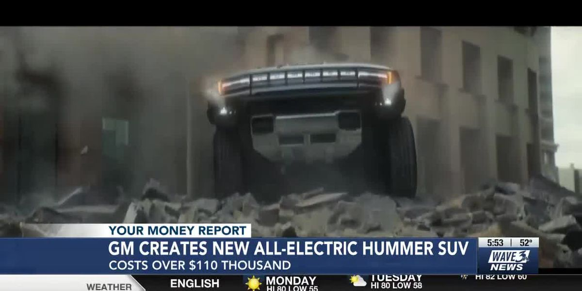 Your Money: Electric Hummer SUV, decarbonizing the world, mental health pros in high demand