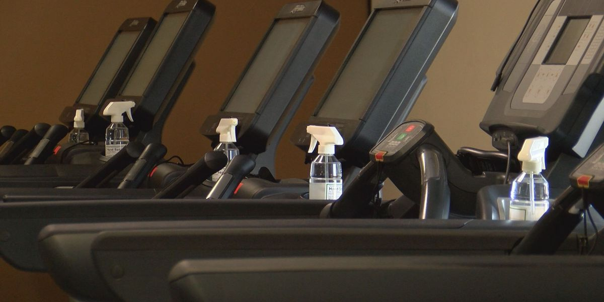Gyms, theaters, bowling alleys opening Monday in Kentucky