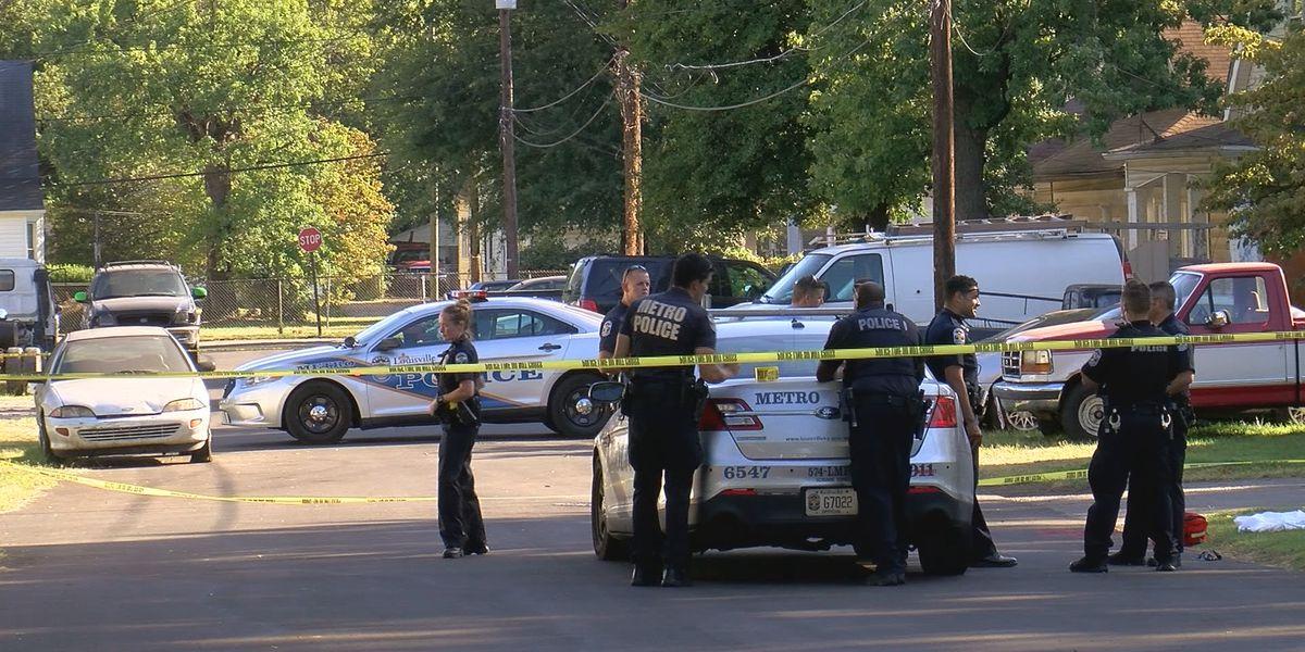 Triple shooting in Churchill Downs' back yard kills 1, injures 2