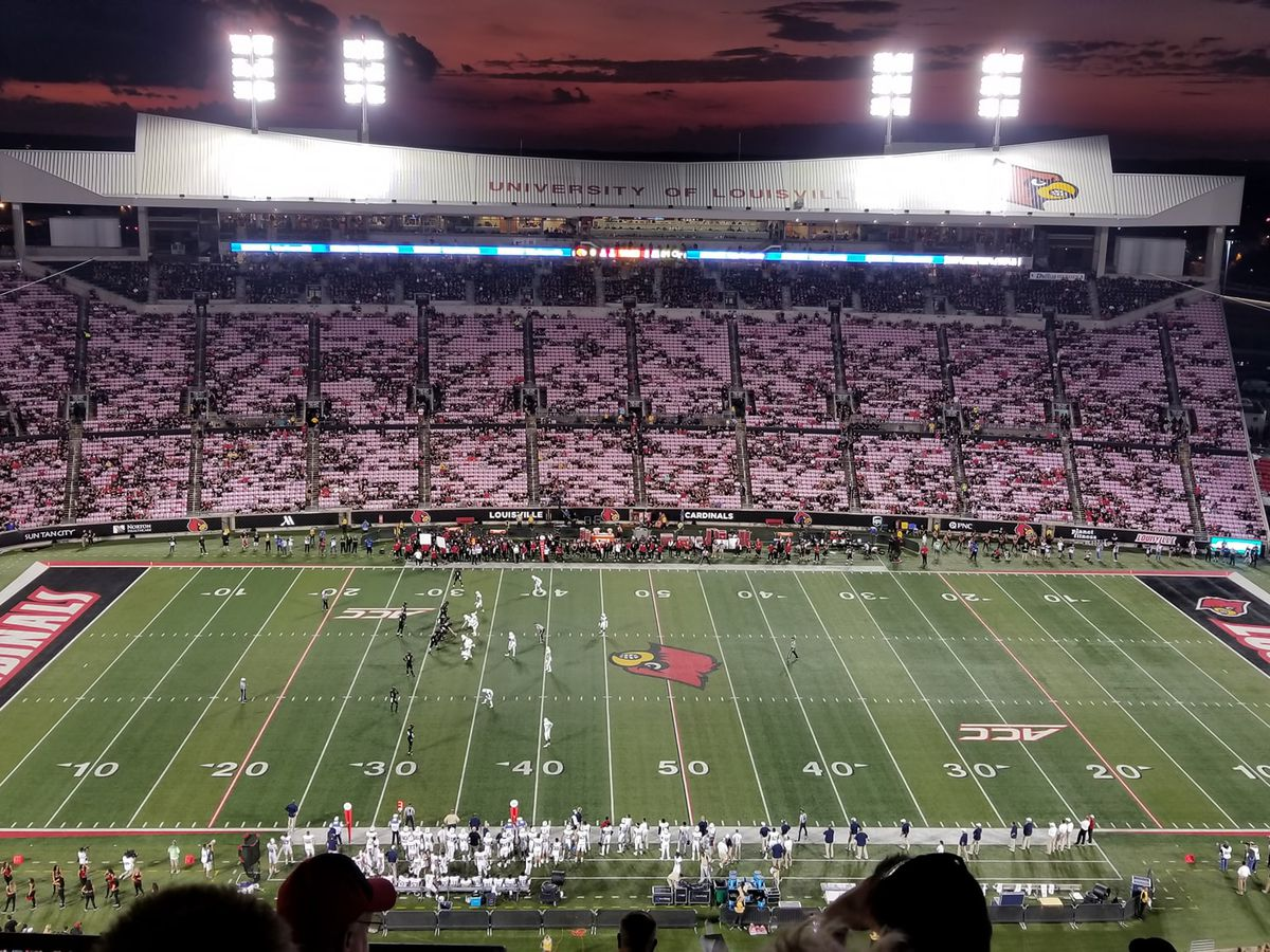 'Salute to CardNation' to honor special groups at UofL's home football games