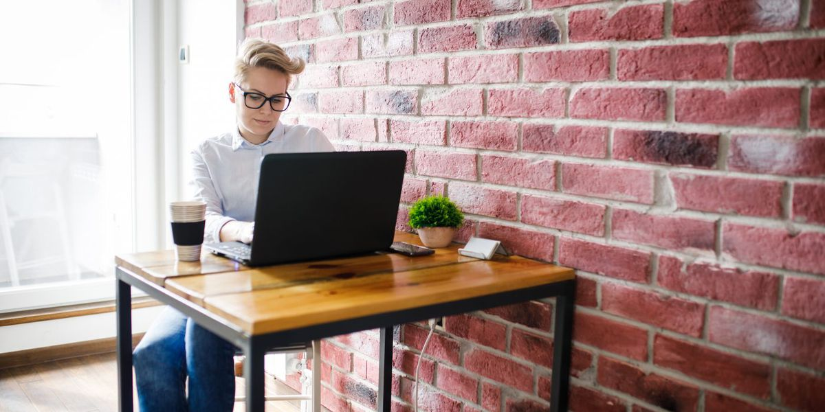 NerdWallet: 4 expert tips to get hired from home