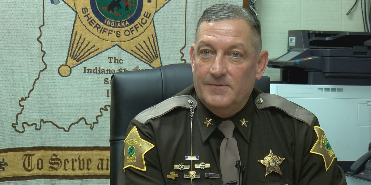 New Scott County sheriff says county will become a drug free zone