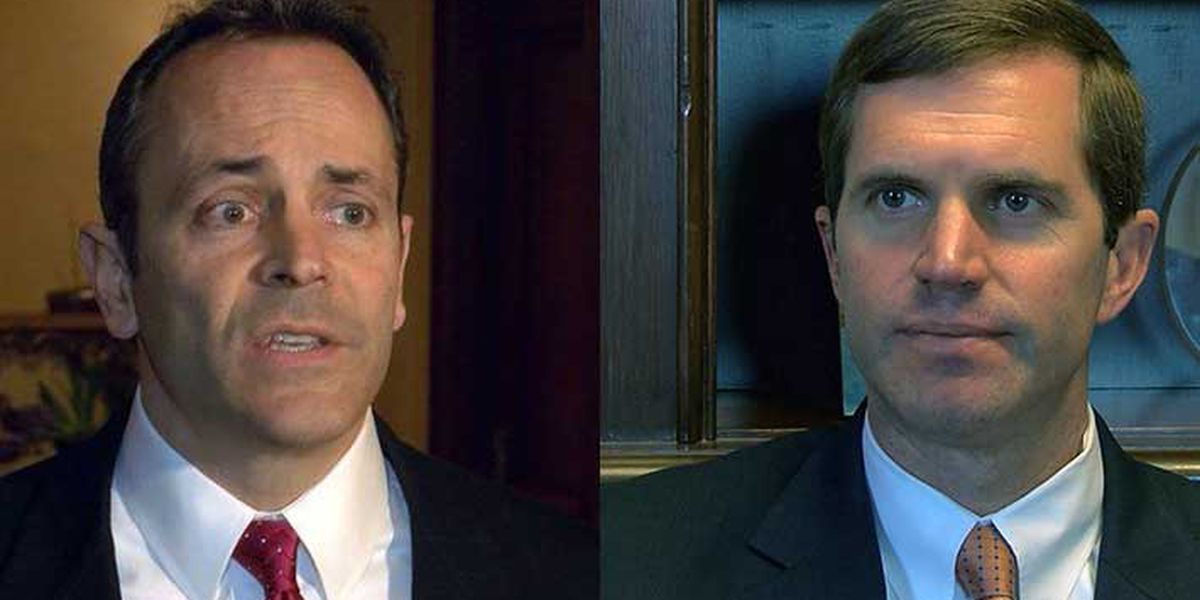 Kentucky governor candidates talk Trump ahead of visit