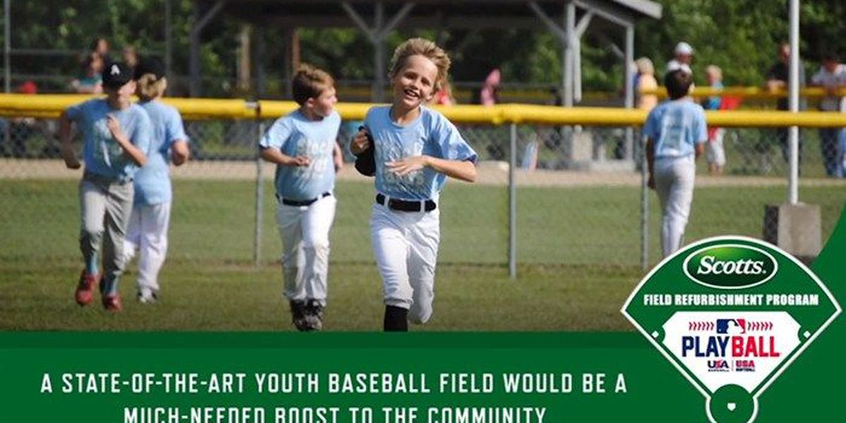 So. Indiana town wins baseball field makeover from MLB