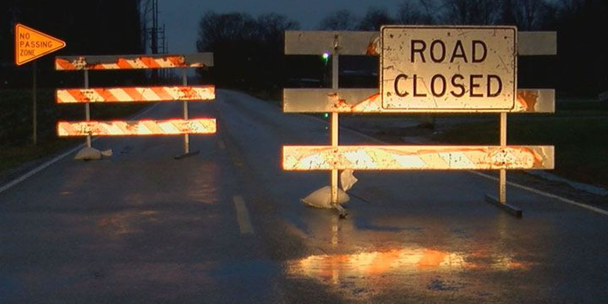 UPDATE: Flood conditions in Southern Indiana