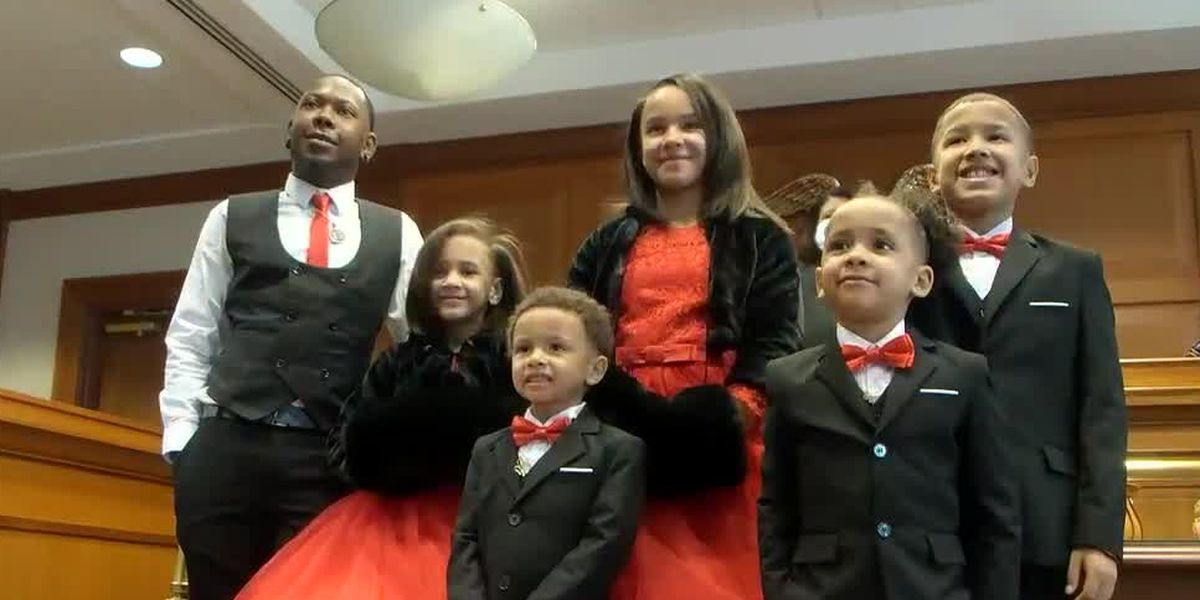 GoFundMe account over $127K for single father who adopted 5 children