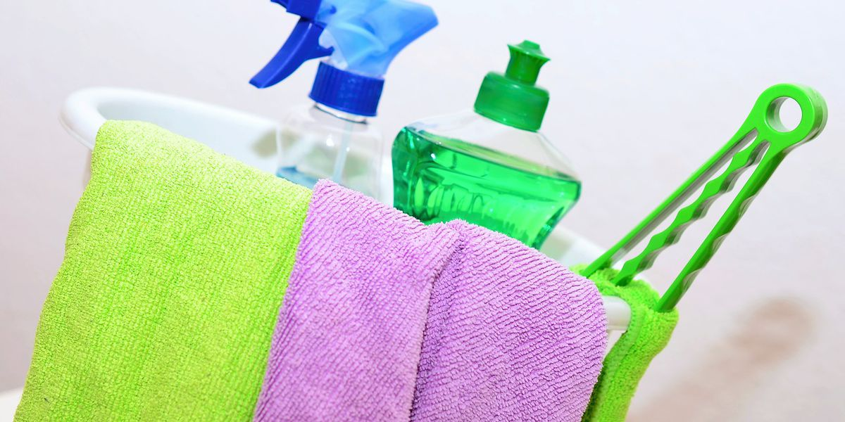 Tips to stay safe during spring cleaning
