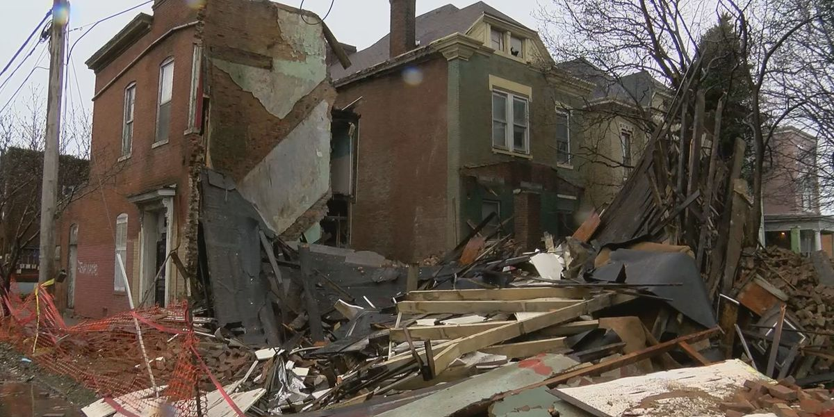 Home collapse in Russell under investigation