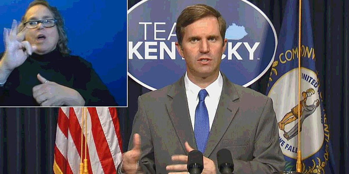 Gov. Beshear: 587 new cases of COVID-19 in Ky., 8 new deaths